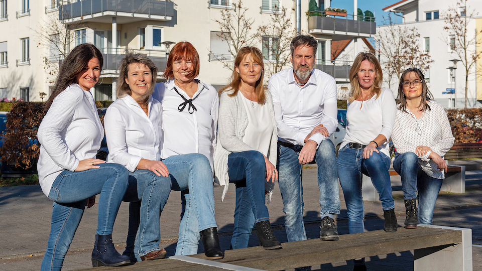 VR-Immobilien Team